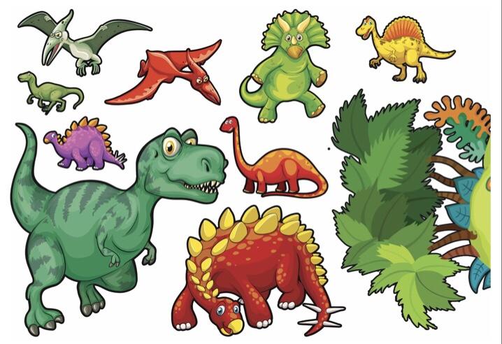 Free dinosaur printable