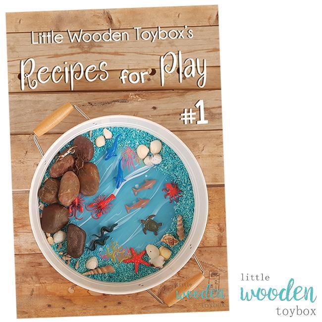 Recipes for Creative Play eBook