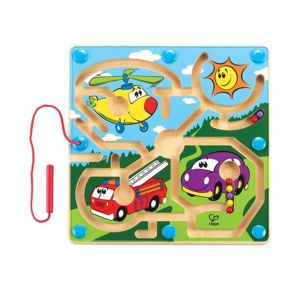 Hape Magnetic Marble Maze