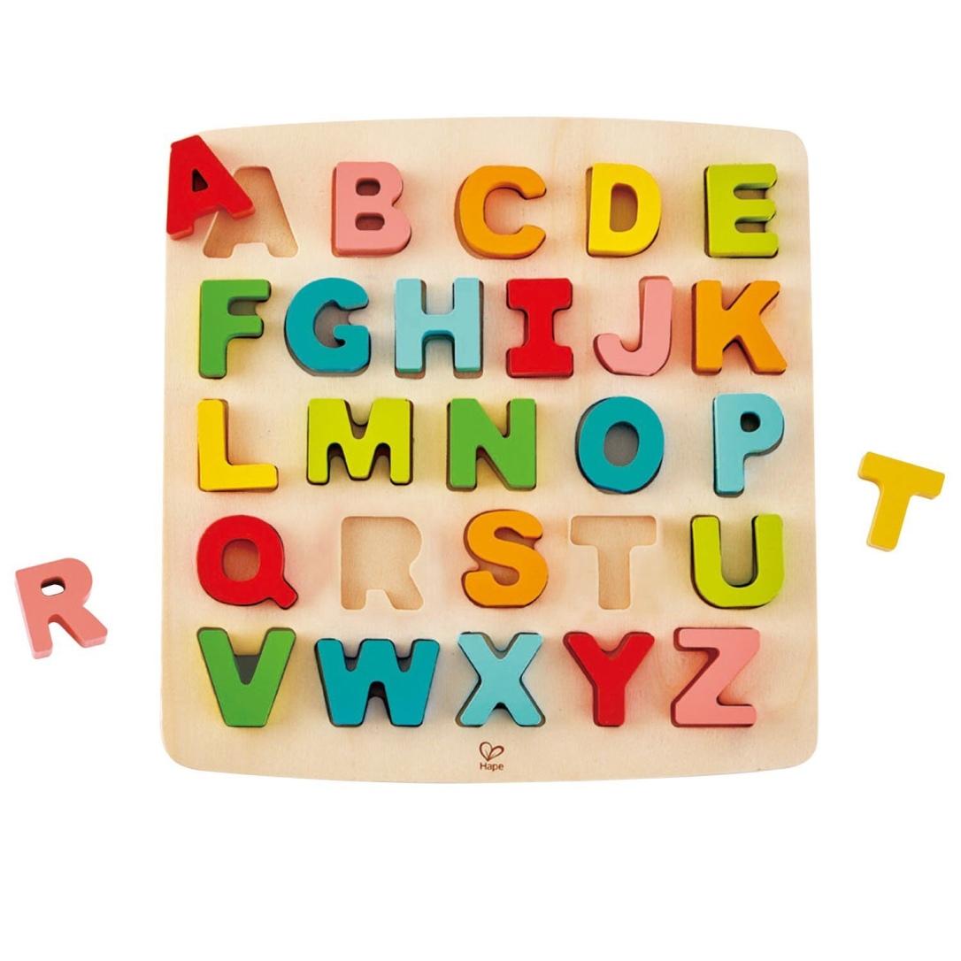 Hape Chunky ABC Puzzle