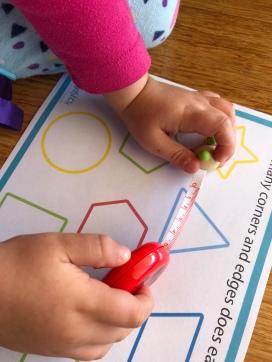 Exploring Measurements with Preschoolers